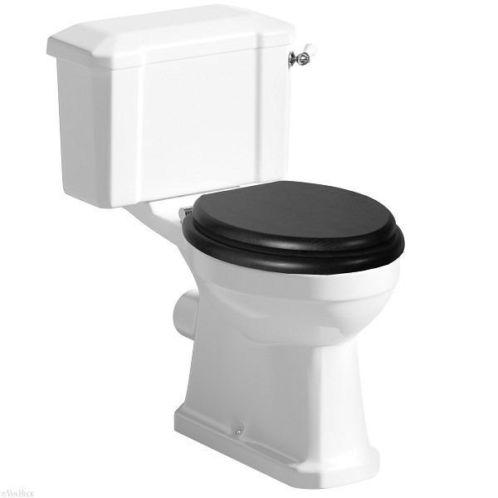 Traditional landelijke toilet duoblok-0