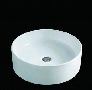 """Opbouw-waskom """"Rondo"""" Ø41 cm H=15cm-0"""