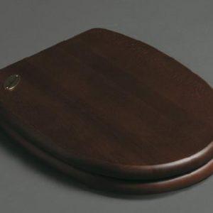 KSTZ0003 Toiletzitting Hout -0