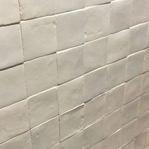 Handvorm 10x10 oudhollands wit replica Zellige met hoektegels verkrijgbaar -0