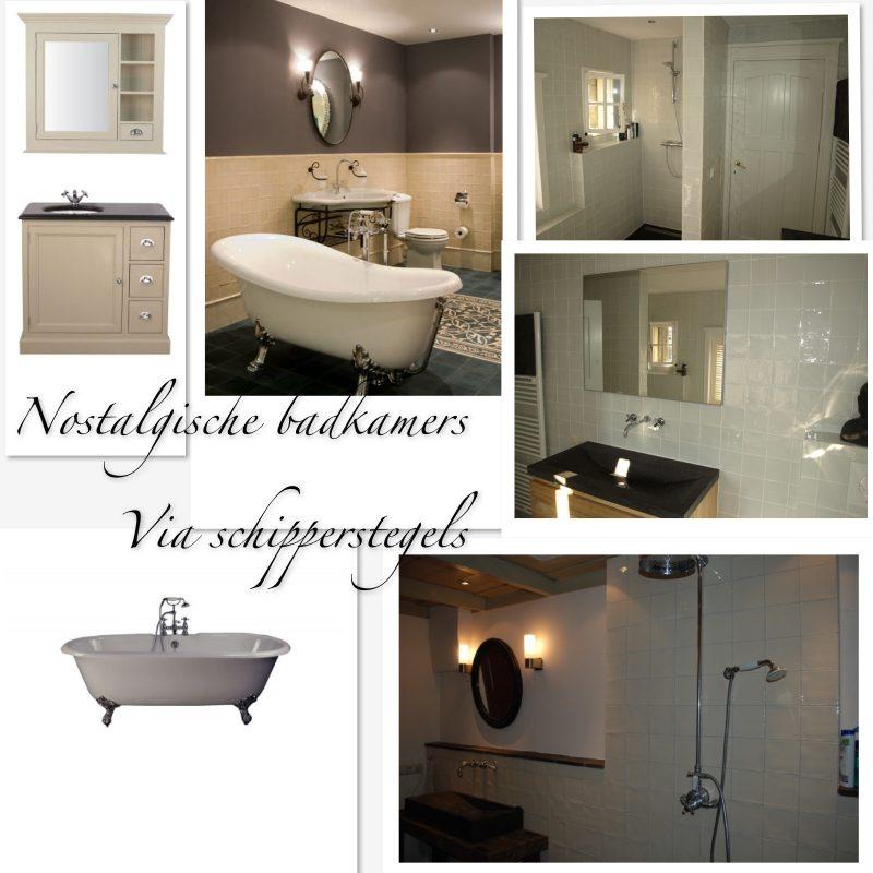 landelijke badkamers ook via ons te leveren -0