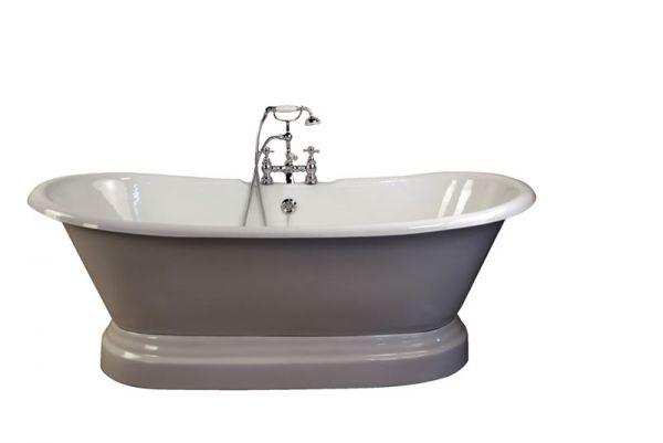 Victoria Gietijzeren bad-0