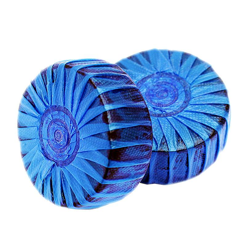 set à 12 stuks toiletblokjes blauw tbv Geberit-5328