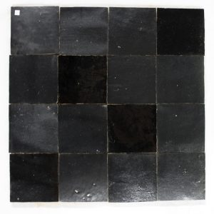 Zelliges 002 tegels Marokkaanse tegels 10x10 handgekapt-0