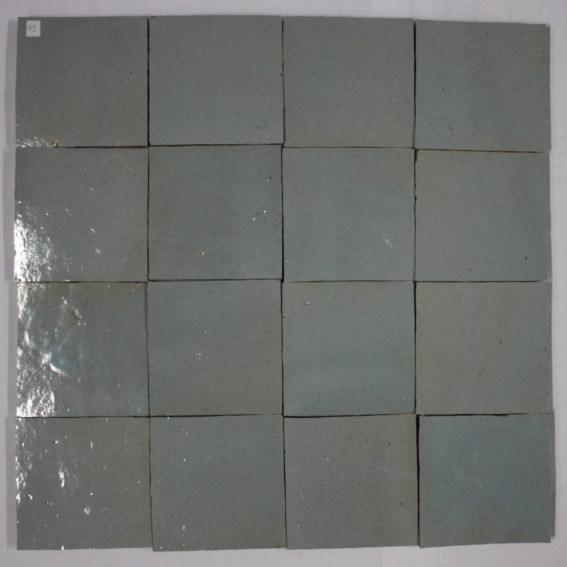 Zelliges 043 tegels Marokkaanse tegels 10x10 handgekapt op=op-0