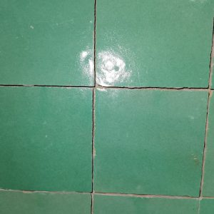 Zelliges 038 tegels Marokkaanse tegels 10x10 handgekapt-0