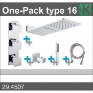 Wiesbaden one-pack inbouwthermostaatset type 16 (24x55)-0