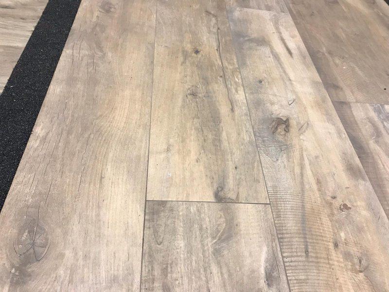 Keramisch parket / Houtlook tegels licht beige grijs 120x30-0