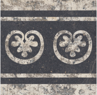 Cartuja Cene Portugese patroontegel 25x25-6853