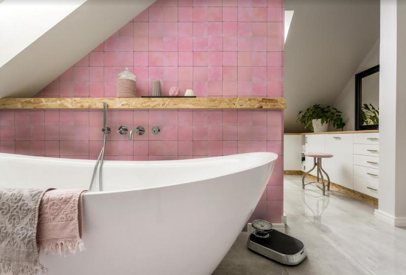 Witje rose (Villa Pink) 13x13-0
