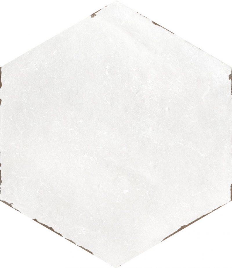 Hexagoon Solaro White 14 x 16-0