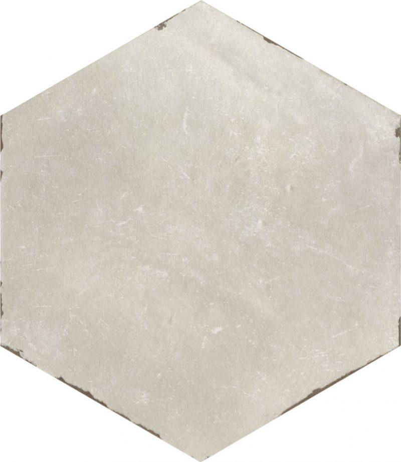 Hexagoon Tiberio Taupe 14 x 16 -0