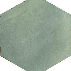 Hexagoon Bettina Green 14 x 16-0