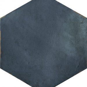 Hexagoon Chiazza Blue 14 x 16-0