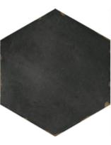 Hexagoon Sorrentine Black 14 x 16-0
