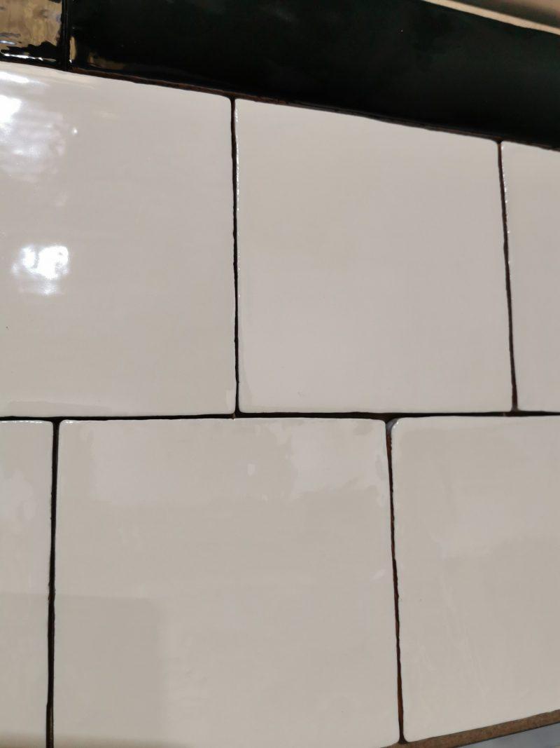 Handvorm crema 15x15 -6962