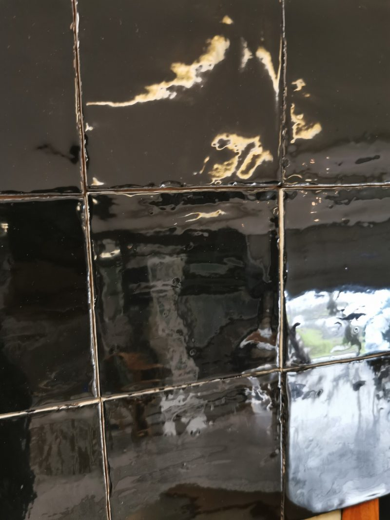 13x13 glans zwart-6972